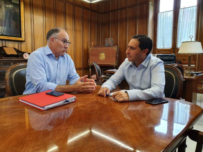 La Diputación comprará acciones de GEACAM para que pueda trabajar en acciones conjuntas con la institución provincial