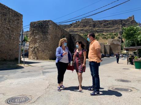 El Gobierno regional ha realizado casi una veintena de desinfecciones en exteriores e interiores en el municipio de Cañete