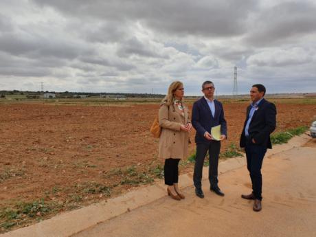 La Junta pone en valor la partida presupuestaria de más de un millón de euros para la construcción de la EDAR de Motilla del Palancar.