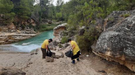 La Junta ha actuado durante la época estival en 26 áreas recreativas y espacios naturales a través de 1.266 actuaciones