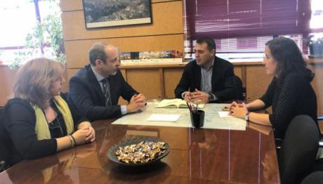 La Junta y la empresa Getronics abordan la consolidación del proyecto empresarial en la ciudad de Cuenca