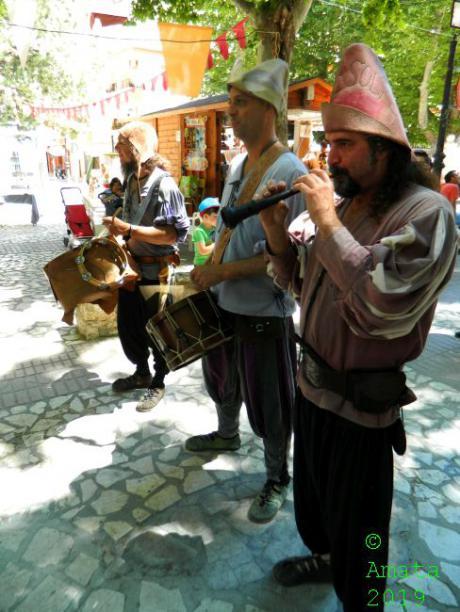 Almodóvar del Pinar vuelve a la Edad Media