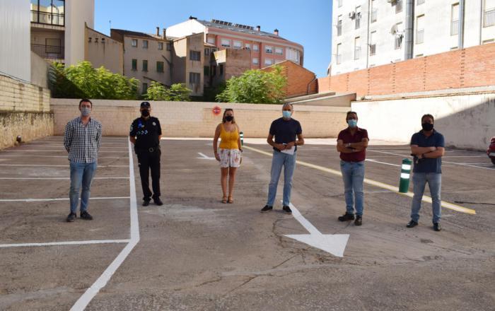 Tarancón cuenta desde hoy con un nuevo parking público gratuito