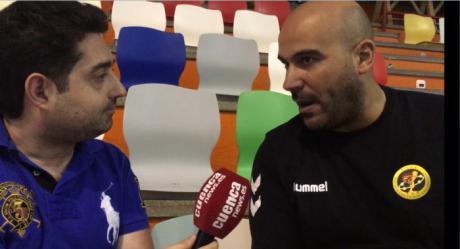 LA PREVIA | Lidio Jiménez habla sobre el encuentro ante el Recoletas Atl. Valladolid