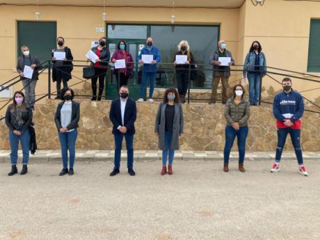 Se destina alrededor de 93.000 euros a la contratación de diez personas en la localidad de Villalpardo