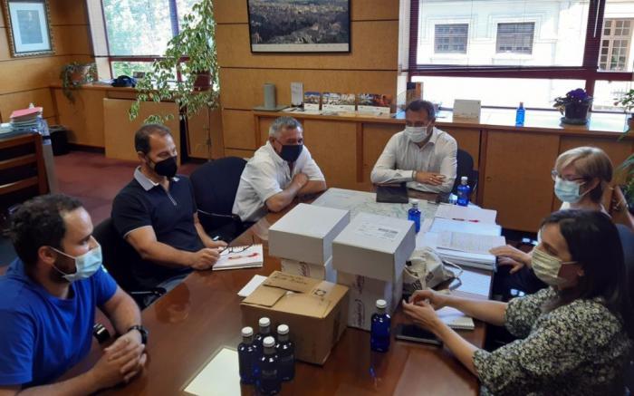 La Junta concede 10 nuevos carnets de artesanos en la provincia