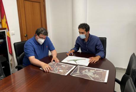 La Junta acometerá la construcción de una rotonda en la CM- 210 a la altura de Beteta de cara a mejorar los accesos a la localidad