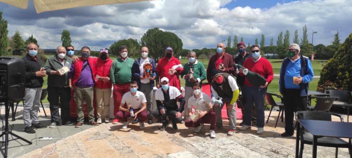 Gran ambiente deportivo en el Ryder Cuenca Golf club vs La Vereda