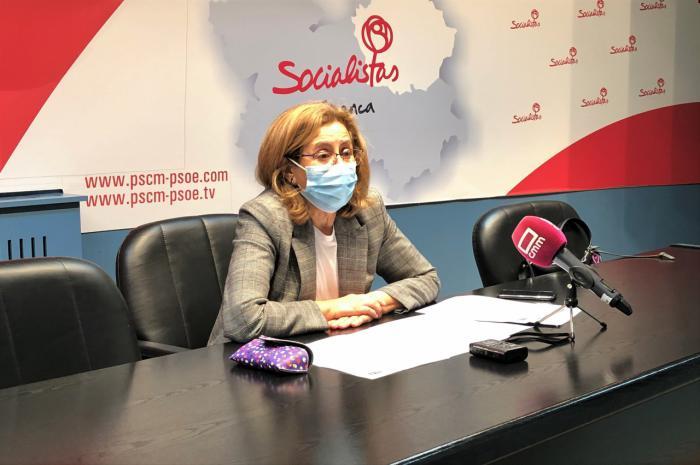 Carmen Torralba, senadora socialista por Cuenca