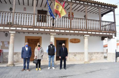 La Junta ha colaborado con el Ayuntamiento de Torrubia del Campo en la mejora y modernización del centro educativo