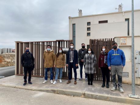 Se entregan dos viviendas de protección oficial en Belmonte