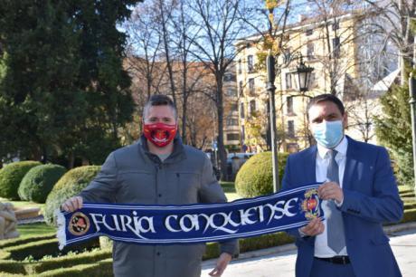 Diputación otorga una ayuda de 2.000 euros a la Furia Conquense para incentivar la afición por el balonmano