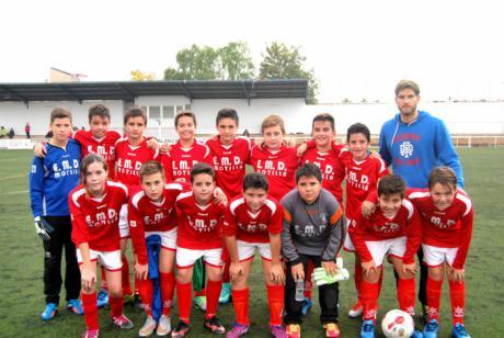 Más de 2.000 niños y niñas comienzan hoy la liga de fútbol y fútbol sala dentro del programa Somos Deporte