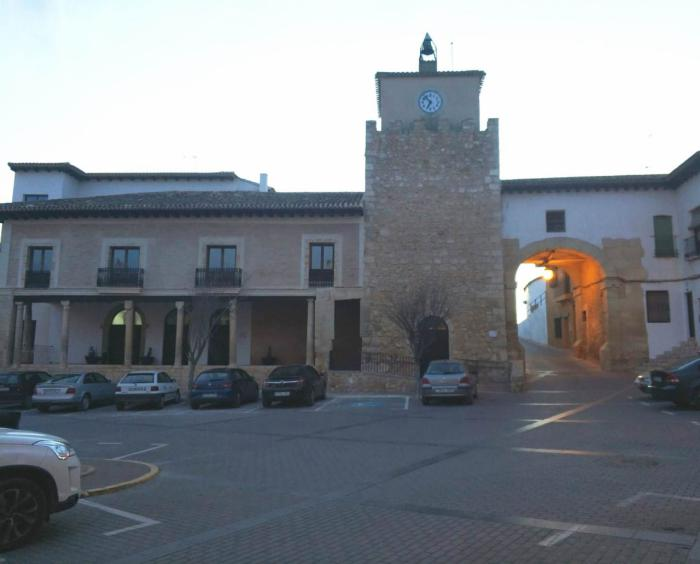 Ayuntamiento de Iniesta