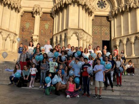 Acuaprende da visibilidad a la dislexia en la recepción celebrada en el Ayuntamiento de Cuenca