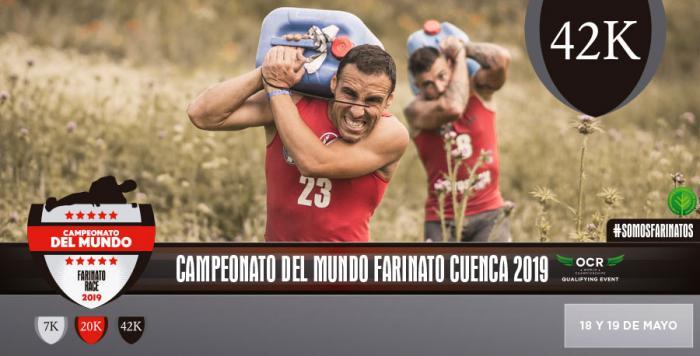 El campeonato del mundo Farinato de Cuenca tendrá 300.000 euros de impacto económico