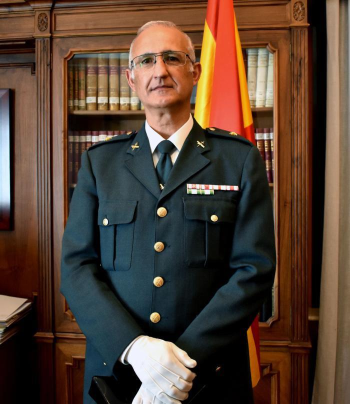 En imagen Francisco Javier Ciudad Anaya