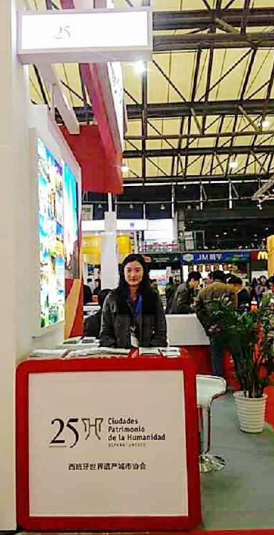 Cuenca y las Ciudades Patrimonio de la Humanidad, en la Feria de Turismo de China 2018
