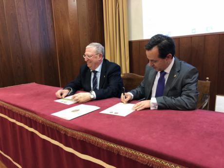 La Semana Santa de Cuenca y la de Sevilla estrechan lazos para promocionarse de forma conjunta