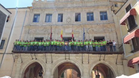 Los candidatos a Míster International Spain 2019 son visitan la capital