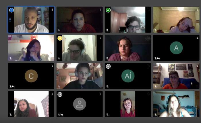 El A Palos Femenino complementa su entrenamiento con sesiones técnicas online
