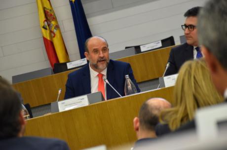 Martínez Guijarro anuncia la puesta en marcha una unidad de apoyo específica para la implantación de proyectos estratégicos la región