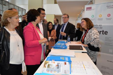 La UCLM celebra su Foro Empleo incidiendo en la importancia de la formación para el acceso a puestos de alta cualificación