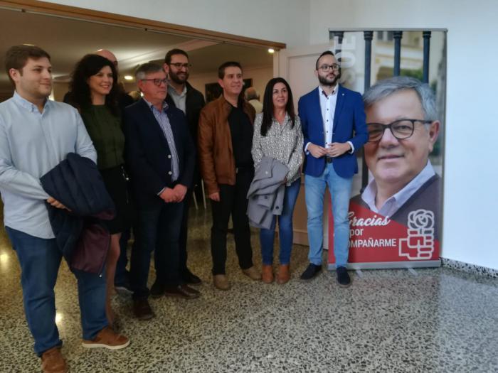 """Gutiérrez: """"García-Page está haciendo todo lo contrario que hacia Cospedal y el PP sobre todo en dos materias fundamentales para C-LM como son la sanidad o el agua"""""""
