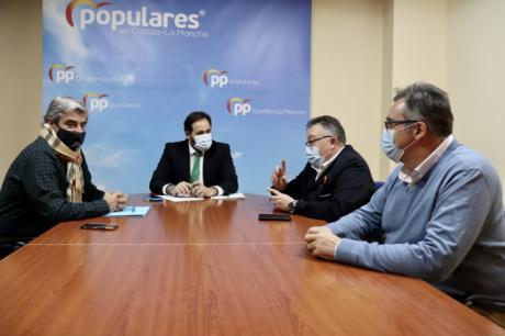 Núñez pedirá a Page que se posicione en las Cortes votando en contra de la Ley Celaá por atacar al castellano y dejar de valorar el mérito, la capacidad y el esfuerzo