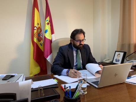 """Núñez reitera su """"lealtad y disposición"""" para apoyar las medidas adoptadas por los gobiernos nacional y regional con el fin de atajar la crisis del coronavirus"""