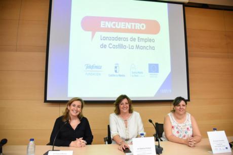 Las Lanzaderas de Empleo de Castilla-La Mancha afrontan su recta final rozando el 50% de inserción laboral