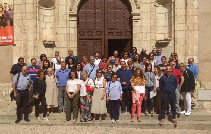 Los profesores de Religión Católica de Cuenca en formación permanente
