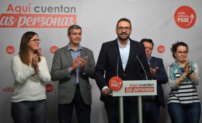 El PSOE destaca la victoria como 'contundente' de Sánchez para gobernar
