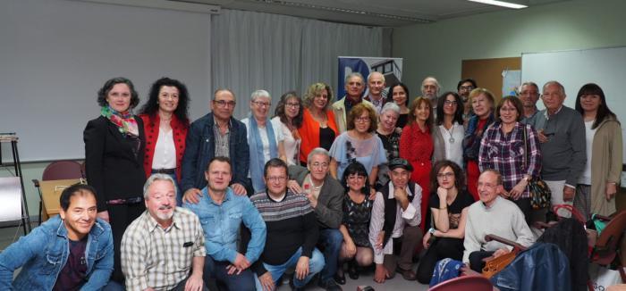 El Aula Poética celebra un Aula Virtual en el mes de mayo titulada: Primavera haciendo cada poeta un vídeo con un poema