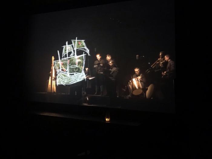 """El musical """"Caballeros en la Mar"""" consigue un lleno total de público en las primeras representaciones"""