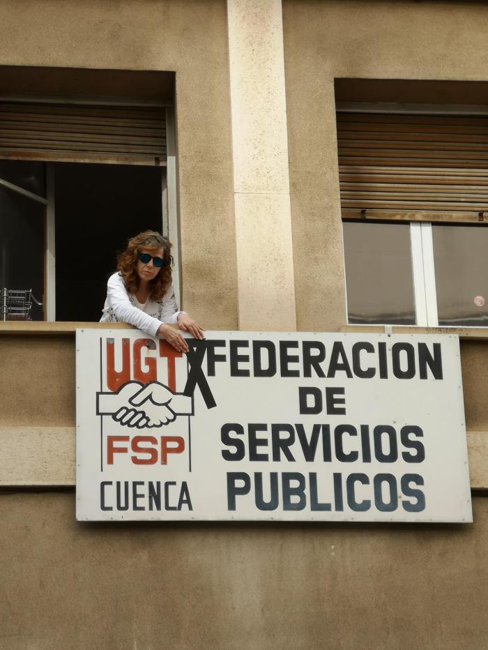 UGT está de luto por el fallecimiento de Miguel Blanco Heredia