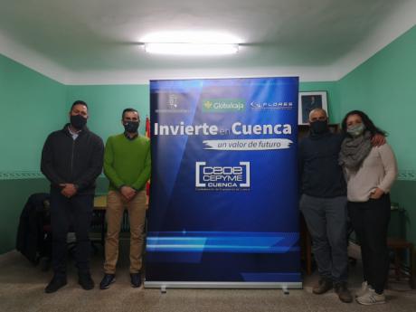 Invierte en Cuenca conoce y respalda dos proyectos emprendedores en Tragacete