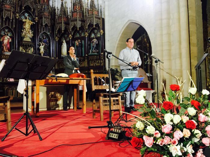 'Música para Murillo' abre FIMUC ante una abarrotada Iglesia de la Asunción en Beteta