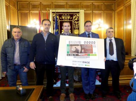 El cupón de la ONCE difunde el II Certamen de la Trufa de Salvacañete, que muestra el diamante negro de la cocina