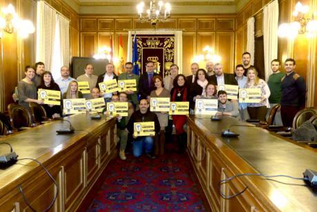 Prieto invita a los premiados del Lanzadera a aprovechar este impulso para su negocio y crear riqueza y empleo en la provincia