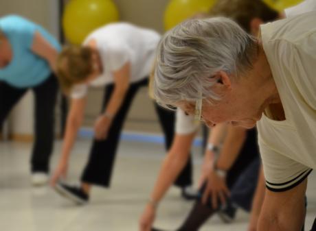 Diputación amplía su Programa de Envejecimiento Activo con cursos de actividad física para mayores