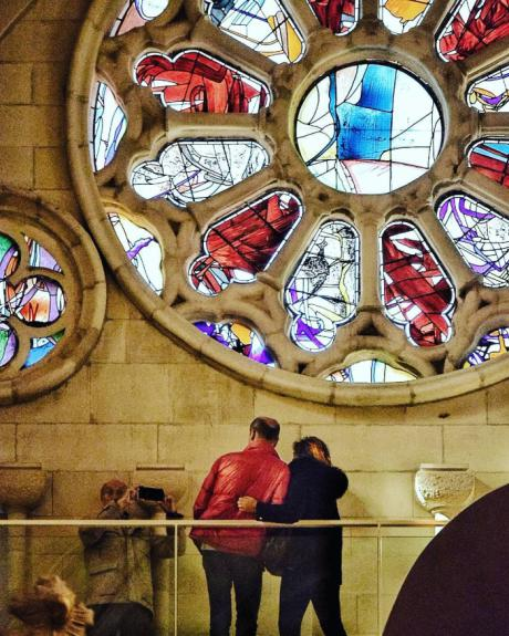 La Catedral se consolida como el espacio más visitado de la ciudad recibiendo 99.046 visitantes en 2017