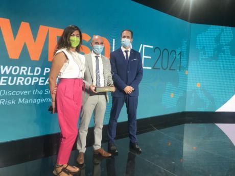 El conquense Jose Luis Martinez Jiménez, con el proyecto 'SermaSaludable' obtiene el V Premio Europeo Risk Management SHAM 2021