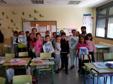 COFICAM inicia en Cuenca la campaña sobre ergonomía postural dirigida a los escolares