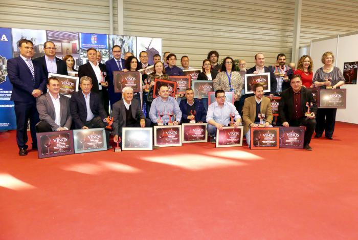 Concurso de Vinos de la Diputación 2019