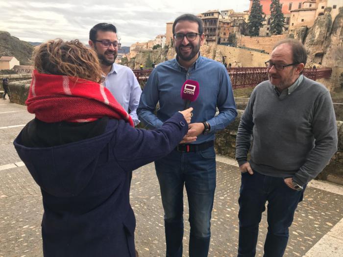 Gutiérrez: 'Exigimos que mañana Zoido, en su visita a C-LM, se comprometa con plazos y plazas a reponer los mil policías y guardia civiles que ha recortado Rajoy en la región'