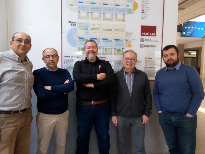 Investigadores de la Universidad de Castilla-La Mancha trabajan en la mejora y desarrollo de los 'superordenadores' del futuro
