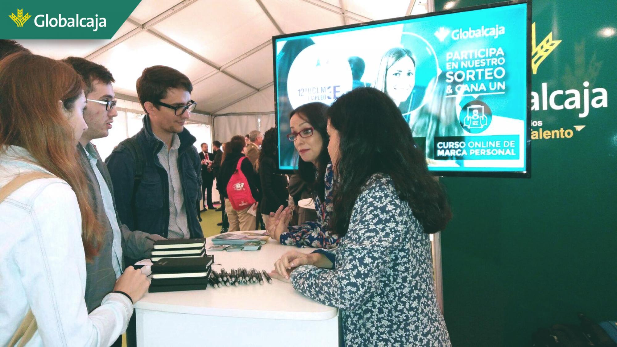 """Globalcaja pone en marcha el Programa """"Oportunidad al Talento"""""""