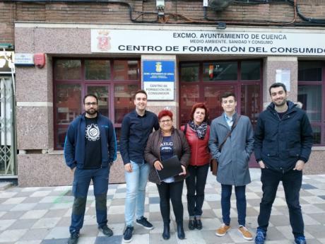 García Jiménez propone hacer un inventario de los edificios municipales en desuso para ponerlos a disposición de los vecinos