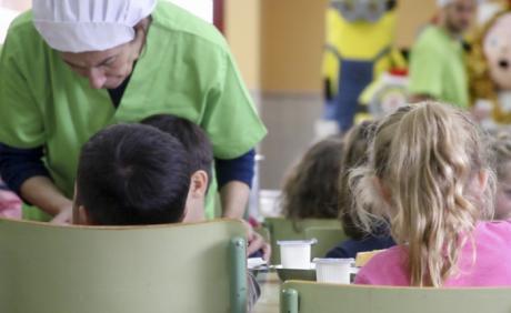 El Gobierno regional concederá 894 ayudas de comedor en la provincia para el curso 2017-2018